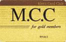 M.C.Cゴールドカード